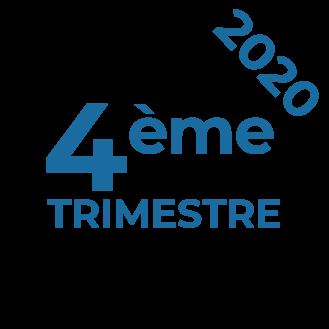4eme trimestre 2020