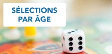 Sélection par âge