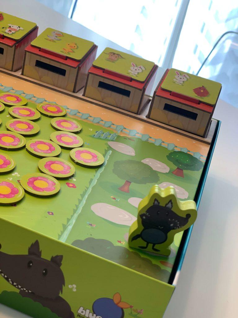 Nos jeux de société dès 4 ans - Jeux pour enfants - Akoa Tujou