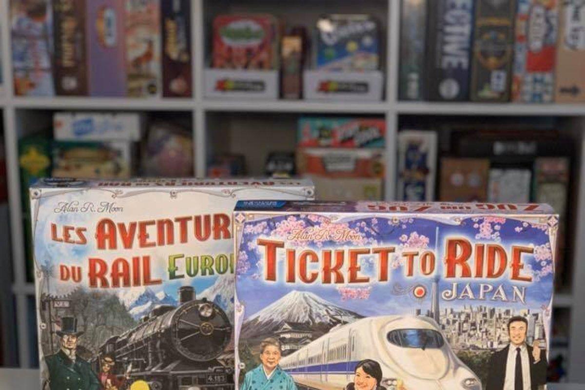Les aventuriers du rail – Japon