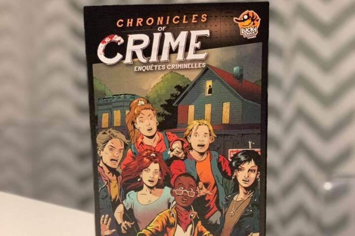 Chronicles Of Crimes : Welcome to Redview