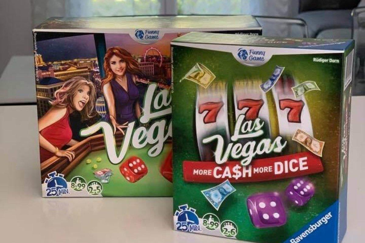 More cash more dice – extension Las Vegas