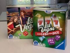More cash more dice – extension Las Vegas