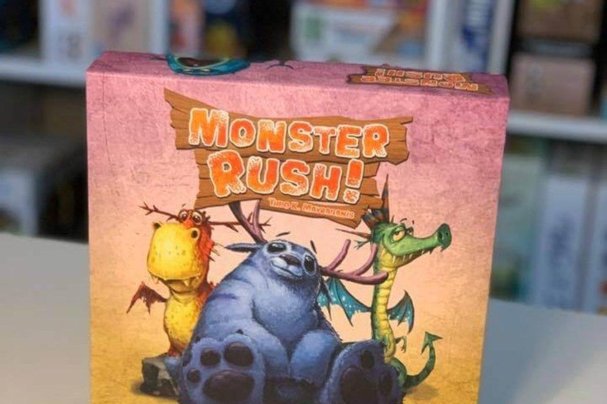 Monster Rush