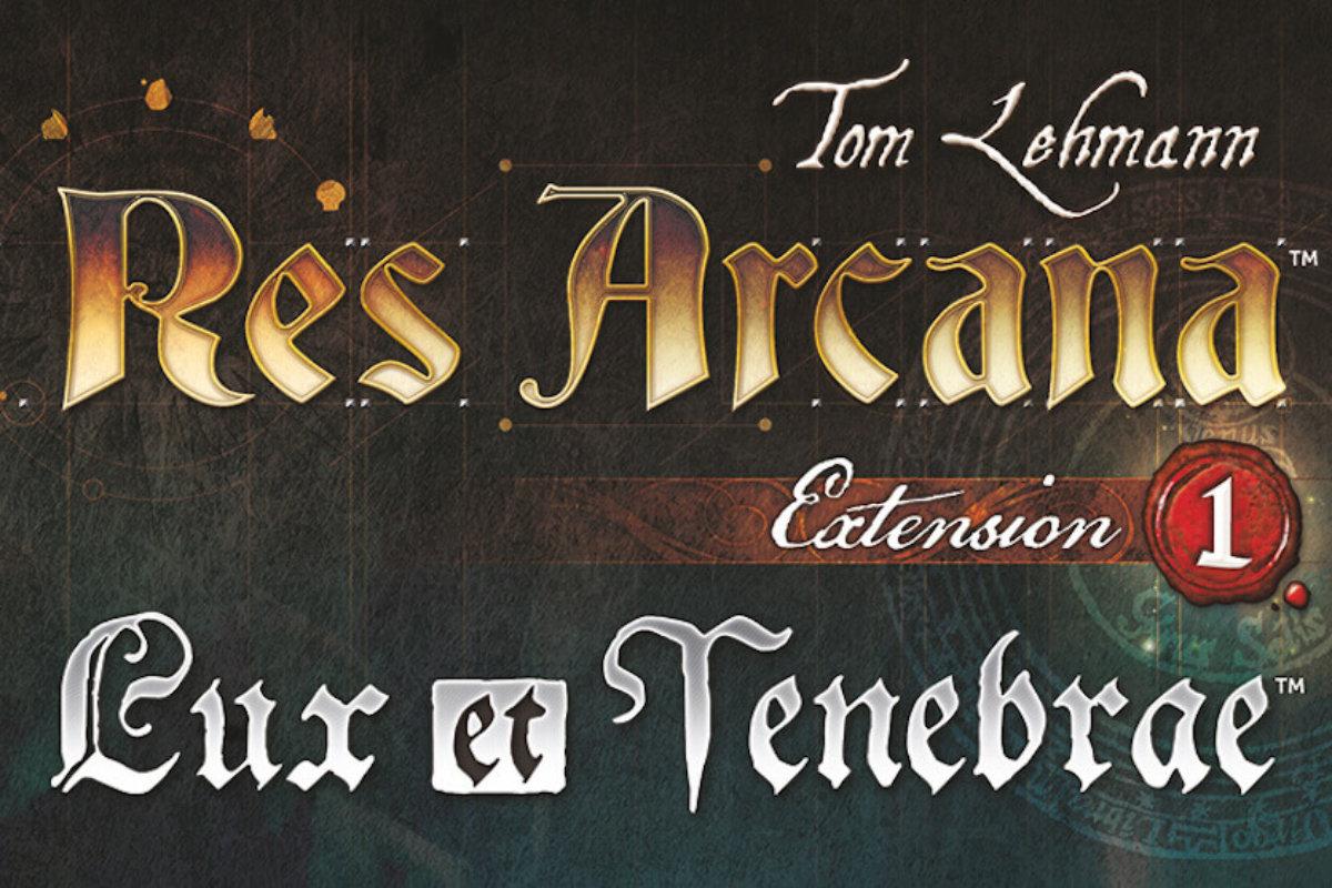 Res Arcana – Lux et Tenebrae