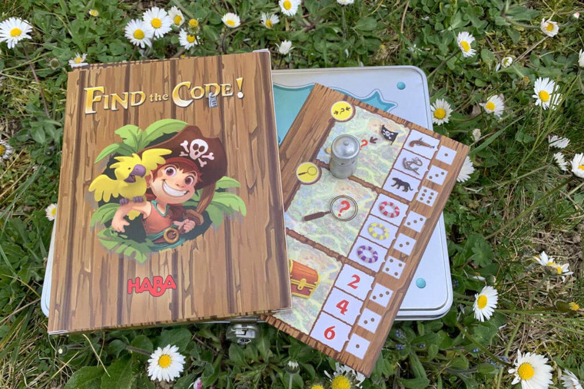 Find the code – Ile des pirates