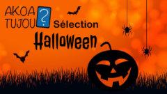 Notre sélection de jeux pour Halloween