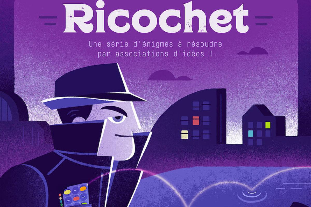 Ricochet – À la poursuite du Comte courant