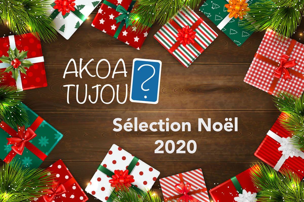 Notre sélection de jeux pour Noël 2020