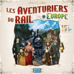Les aventuriers du rail Europe – Édition 15 ans